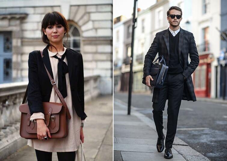 Академический стиль в одежде