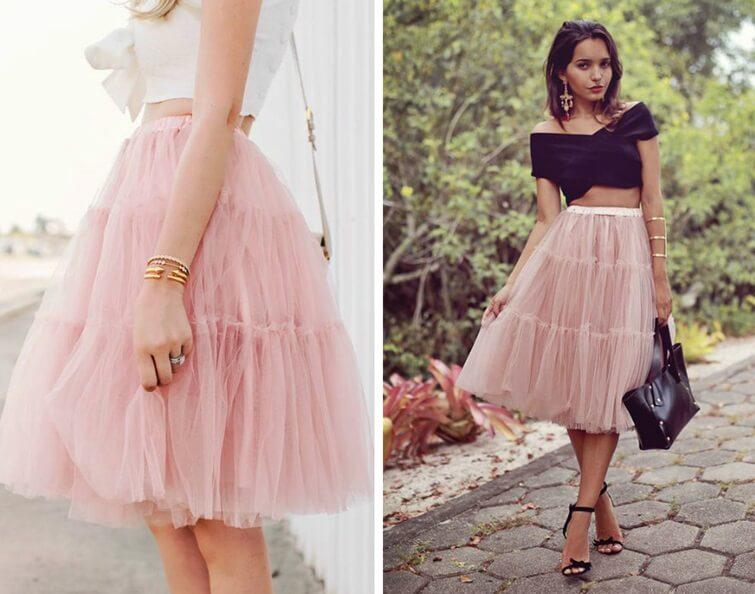 Балетный стиль в одежде