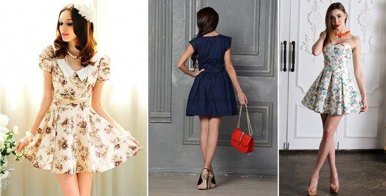 Бэби долл стиль в одежде
