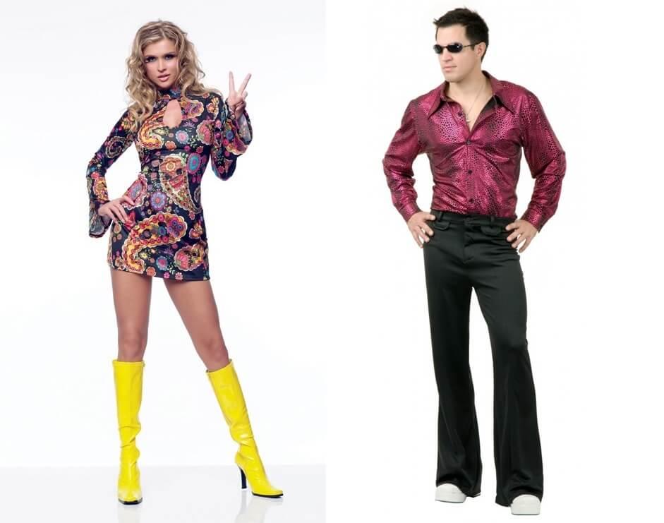 Стиль диско в одежде