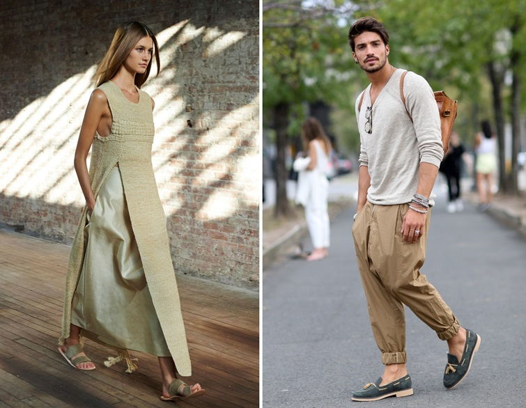 Список всех стилей в одежде - экостиль
