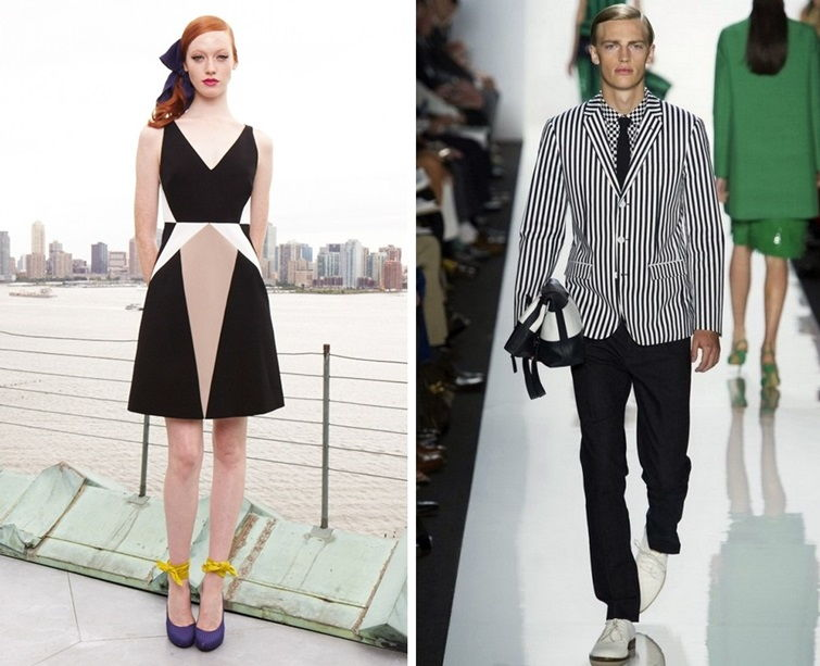 Конструктивизм в одежде