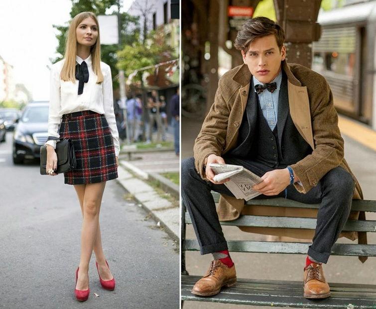 Преппи стиль в одежде