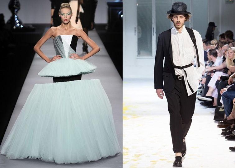 Стили одежды - авангард