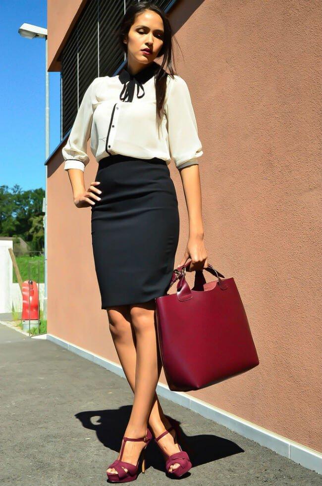 Академический стиль в женской одежде