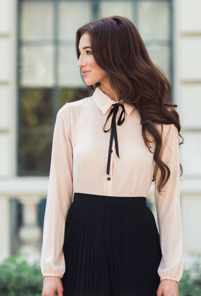 Академический стиль в одежде, фото