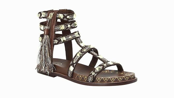 Римские сандалии