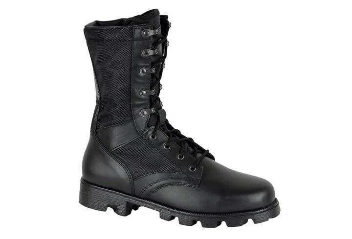 Список видов мужской и женской обуви - Берцы