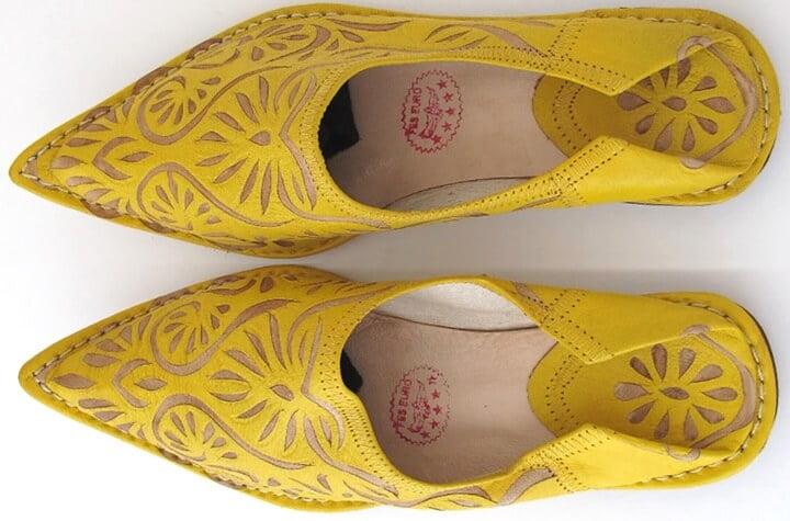 Список всех видов женской и мужской обуви - Бабуши
