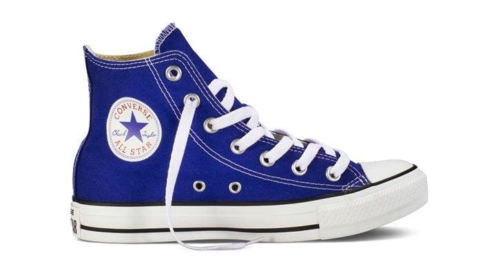 Виды мужской обуви - Кеды