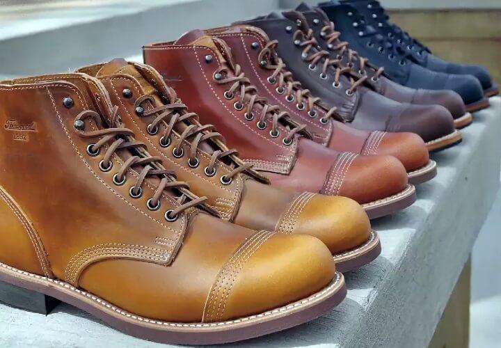 Виды обуви - Ворк бутс