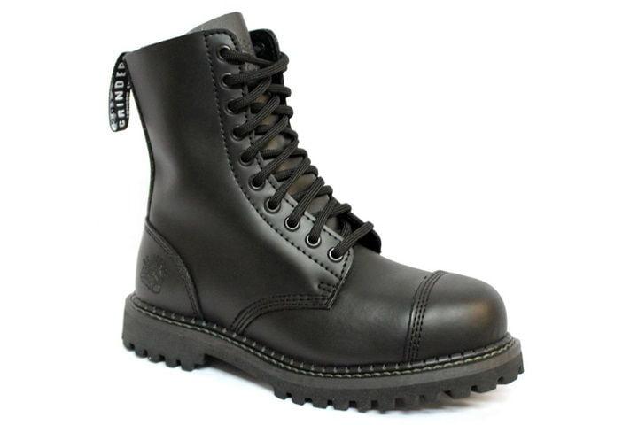 Виды женской и мужской обуви - Гриндерсы