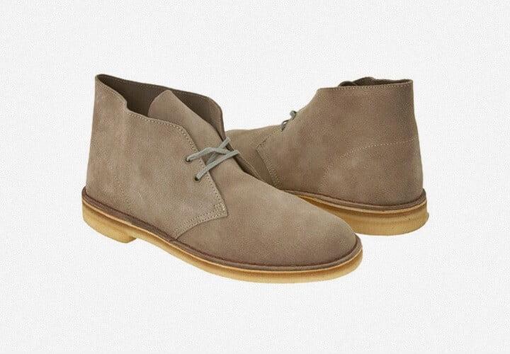 Все виды обуви - Дезерты