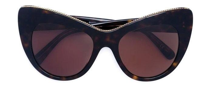 Солнцезащитные очки - Кошачий глаз