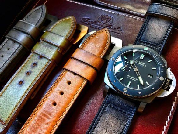 Ремешки и браслеты для наручных часов