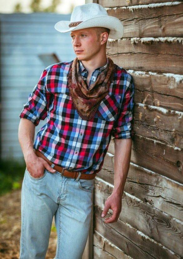 Стиль вестерн в одежде: практичность и универсальность
