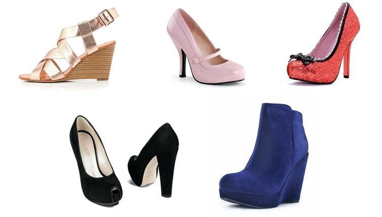 Обувь в стиле бэби долл