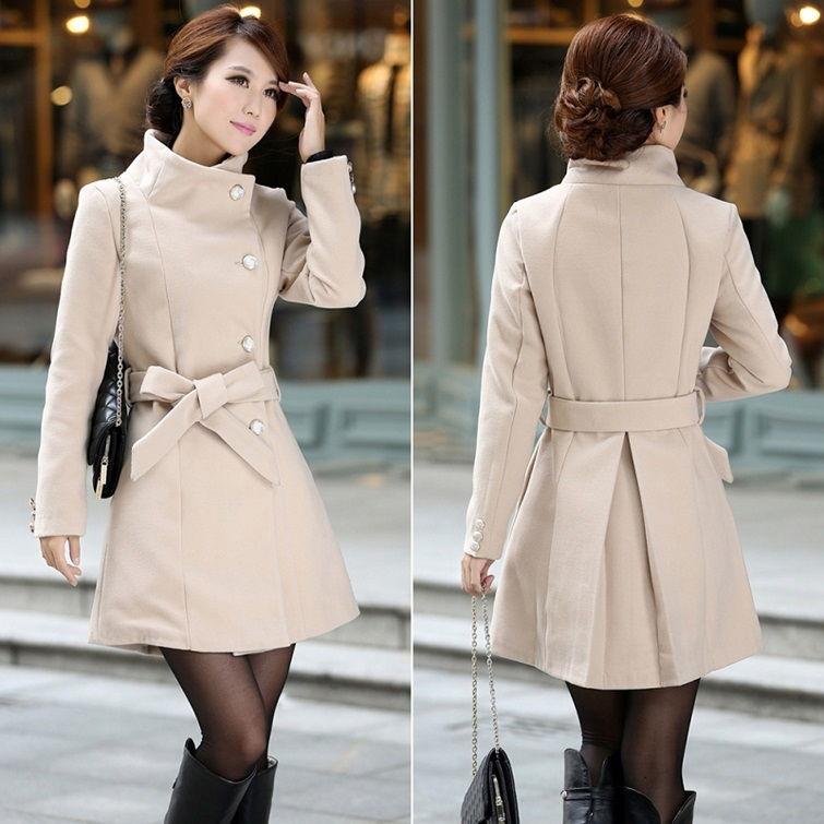 Пальто в стиле бэби долл
