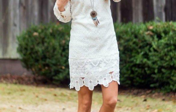 Платье в стиле вестерн