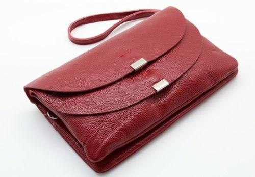 Винтажная сумка-кошелек