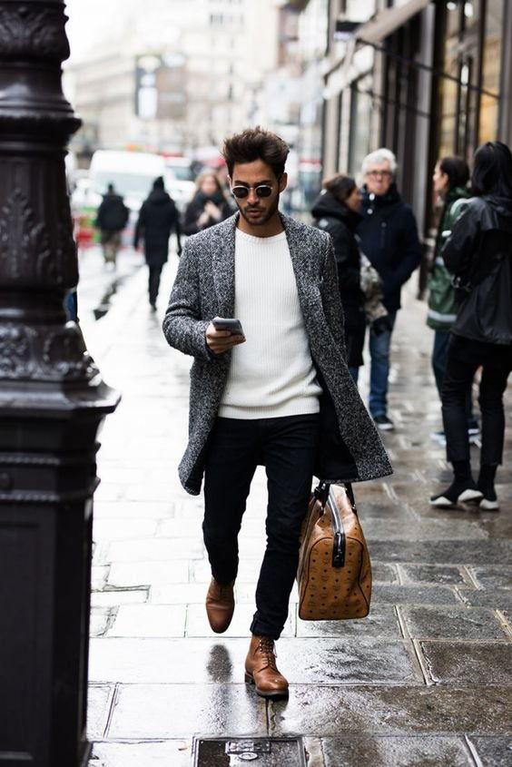 Что расскажет о характере мужчины его манера одеваться - фото