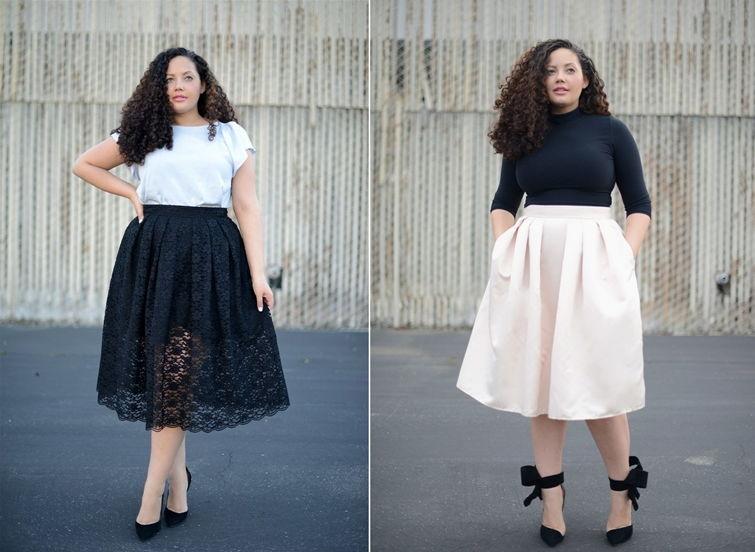 Как правильно одеваться чтобы выглядеть стройнее - фото 2