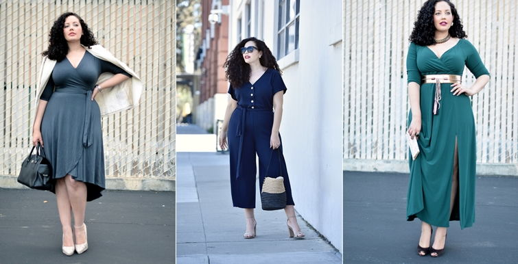 Как правильно одеваться чтобы выглядеть стройнее - фото 7