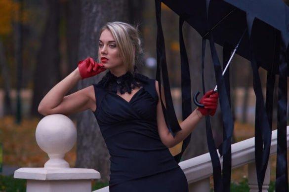 Роковая женщина: стиль вамп в одежде