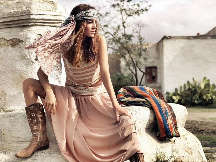 Особенности стиля бохо в одежде