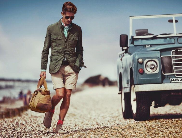 Стиль сафари в мужской одежде