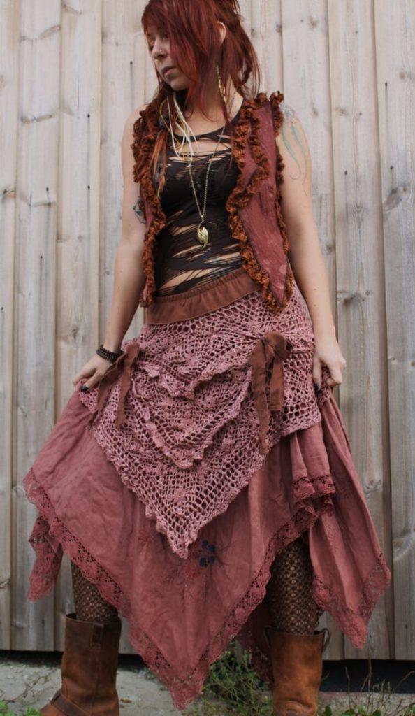 Стиль бохо в одежде – выбор свободных духом