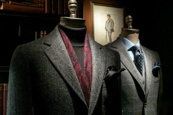 Как выбрать идеальный мужской костюм