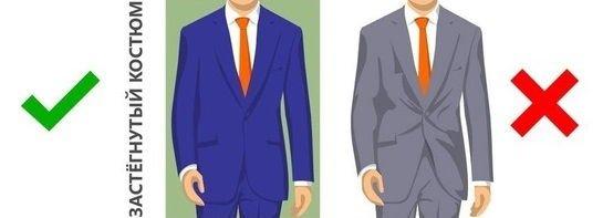 Как выбрать идеальный мужской костюм - фото (2)