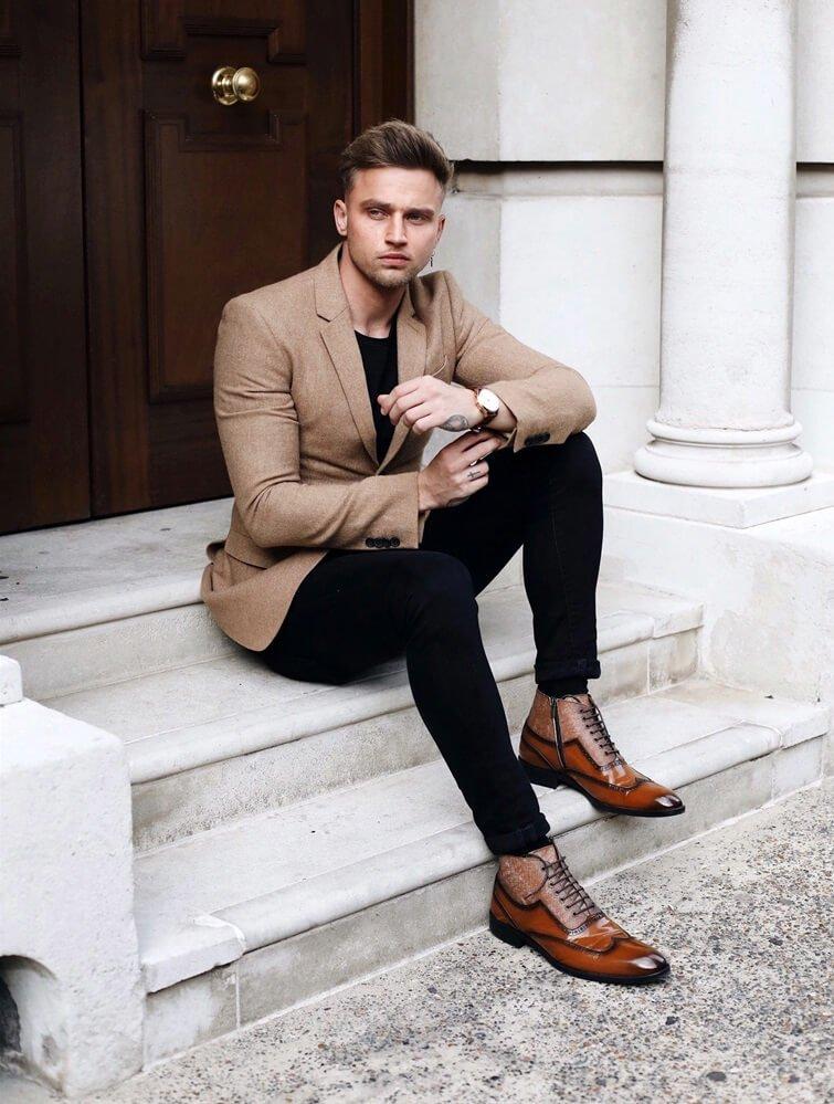 Оксфорды – классическая обувь, проверенная временем