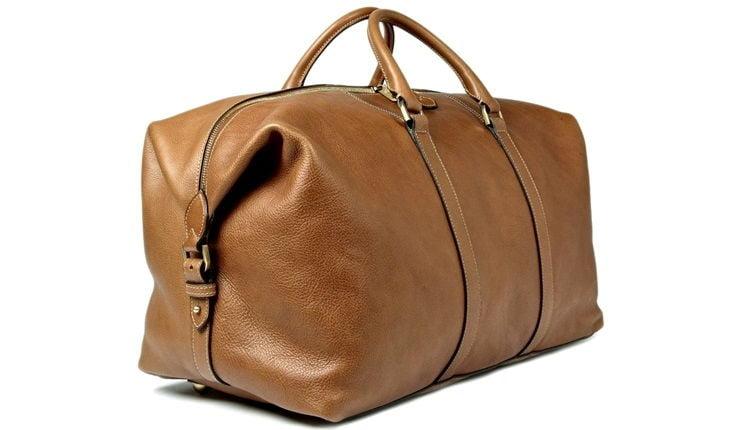 Виды мужских сумок - Holdall