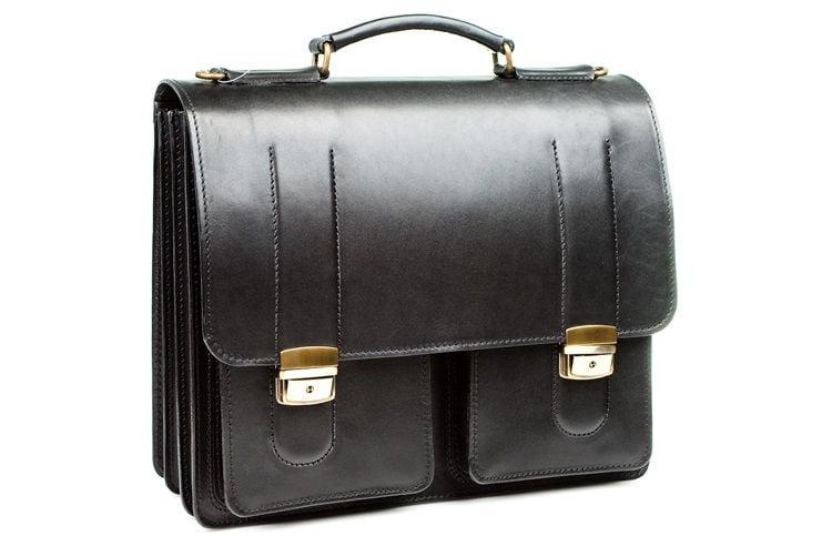 Виды мужских сумок - портфель