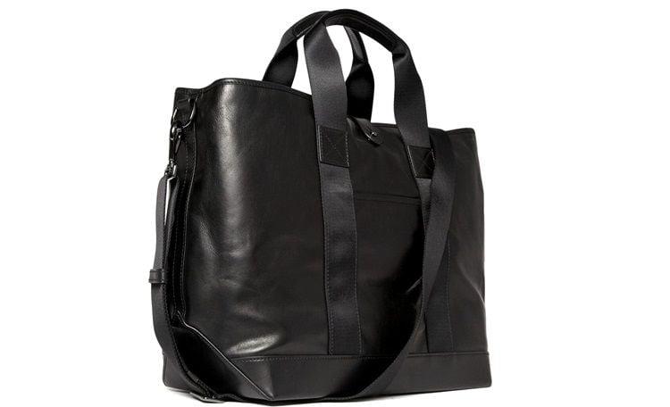 Виды мужских сумок - тоут