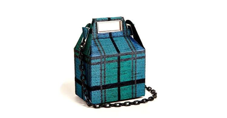 Виды женских сумок - китайская коробочка