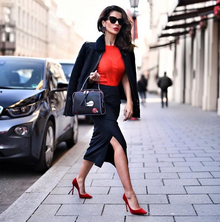 Неформальный деловой стиль в одежде для женщин