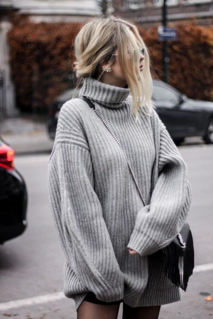 Стиль оверсайз в одежде