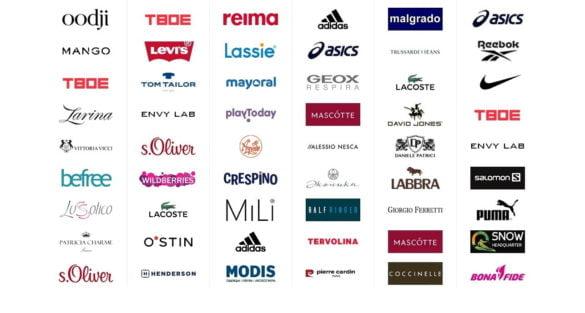 Список лучших магазинов одежды - фото
