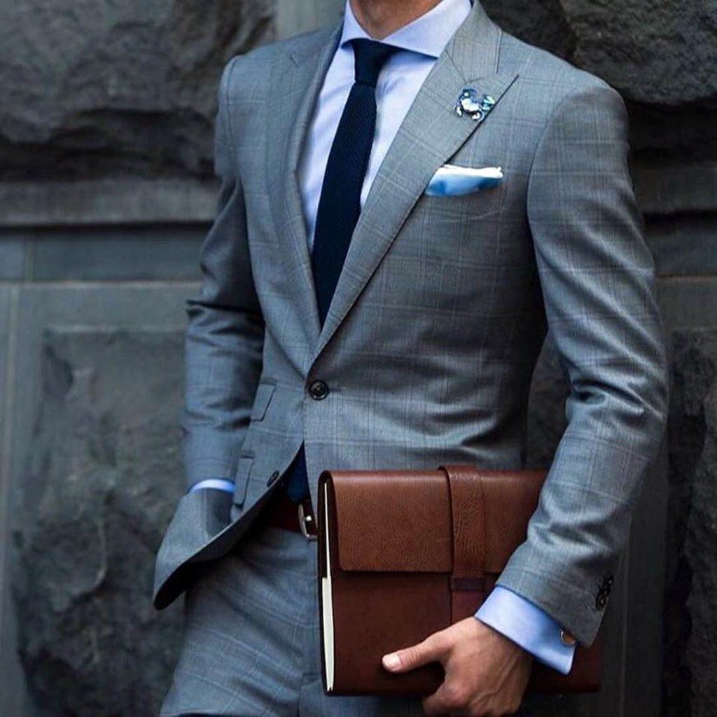 Деловой стиль одежды для мужчин