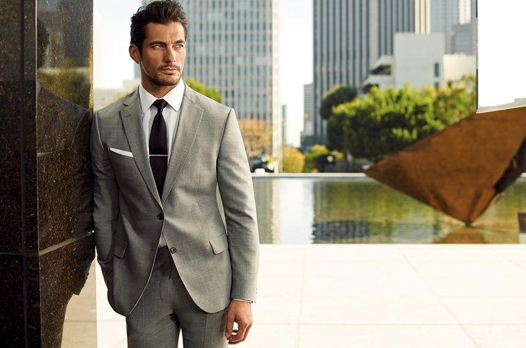 Деловой стиль в одежде мужчин 1