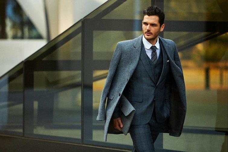 Официально-деловой стиль в одежде мужчин