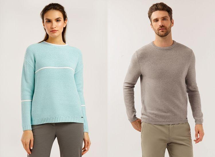 Какие бывают виды одежды - Джемперы