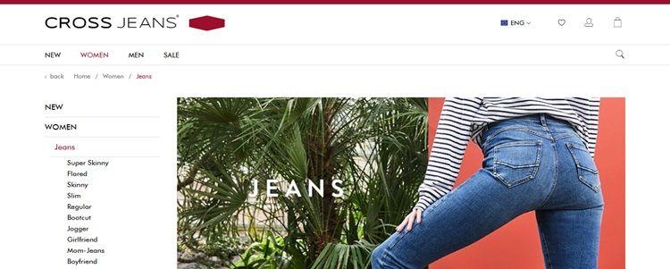 Лучшие бренды джинсов - Gross