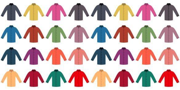 ТОП20 брендов рубашек