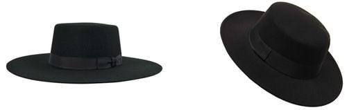 Виды головных уборов - Шляпа Гаучо
