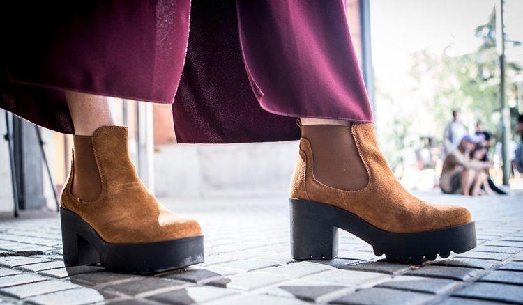 Виды замшевой обуви