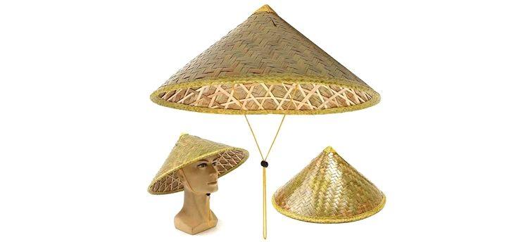 Все виды головных уборов - Азиатская шляпа